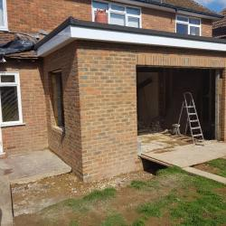 Extension to house new dinning room